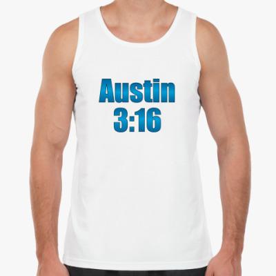 Майка Austin 3:16