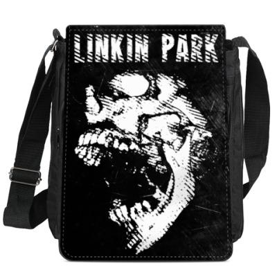 Сумка-планшет Linkin Park Brutal