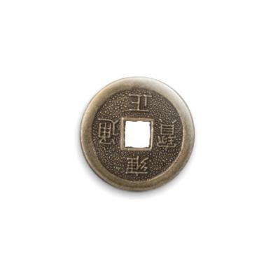 Значок 25мм Монета судьбы