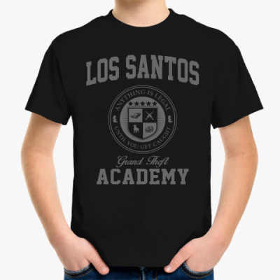Los Santos Grand Theft Academy