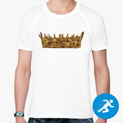 Спортивная футболка Игра Престолов: Корона