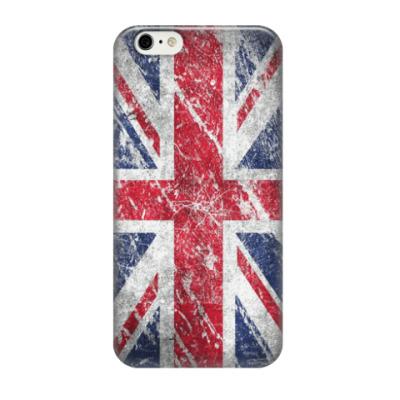 Чехол для iPhone 6/6s Флаг Великобритании