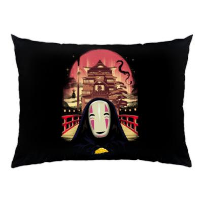Подушка Унесенные призраками Миядзаки