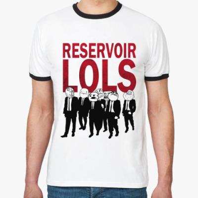 Футболка Ringer-T Reservoir Lols