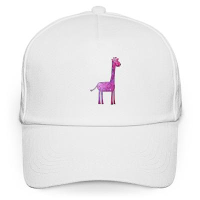 Кепка бейсболка Космический Жираф