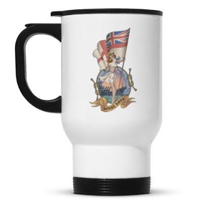 Кружка-термос Royal Navy