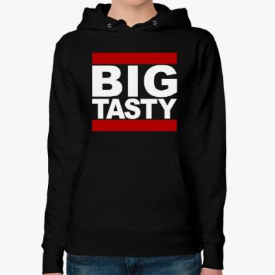 Женская толстовка худи Big Tasty