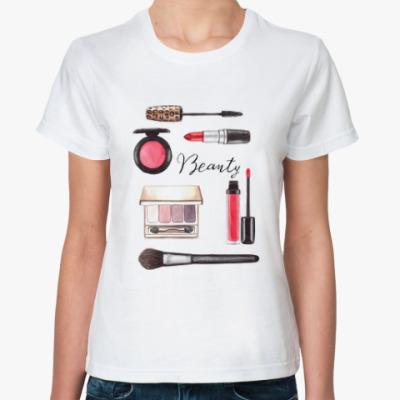 Классическая футболка Beauty