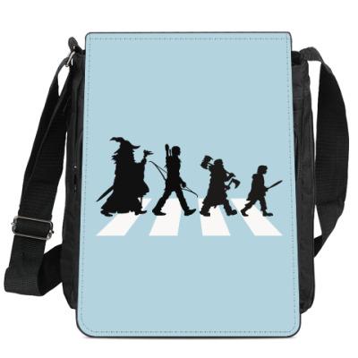 Сумка-планшет Властелин Колец - Abbey Road