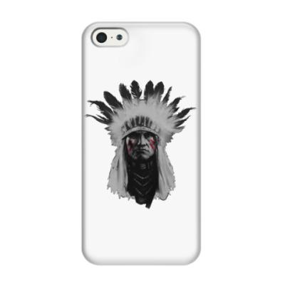Чехол для iPhone 5/5s Вождь