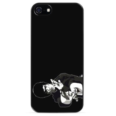 Чехол для iPhone Брюс Ли