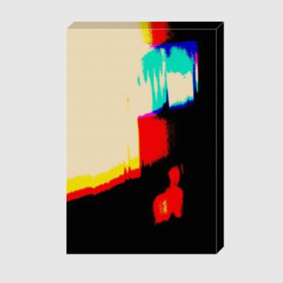 Холст Телевизор