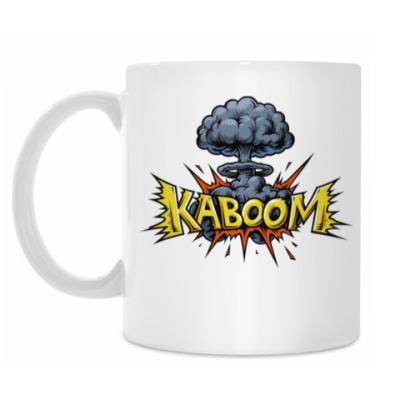 Кружка KABOOM