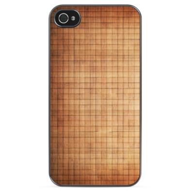 Чехол для iPhone Клеточка