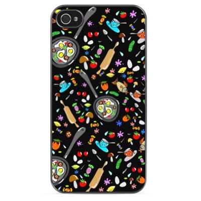 Чехол для iPhone Вкусный! Вкусный!