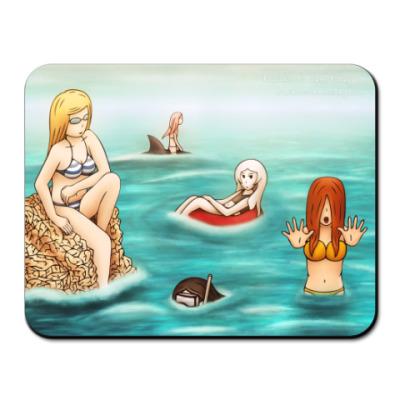 Коврик для мыши Sea Time