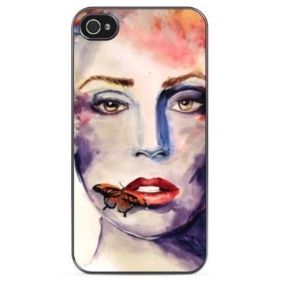 Чехол для iPhone fantazy gaga ( InnaNovaArt)