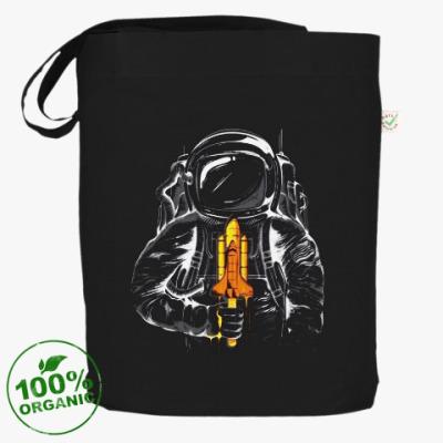 Сумка Космонавт с леденцом