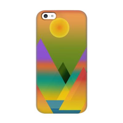 Чехол для iPhone 5c Индейское лето