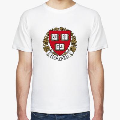 Футболка Гарвард