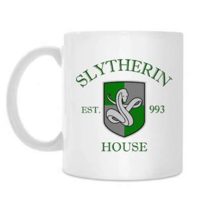 Кружка Slytherin