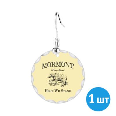 Серьги Mormont