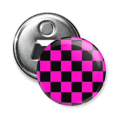 Магнит-открывашка Эмо клетка