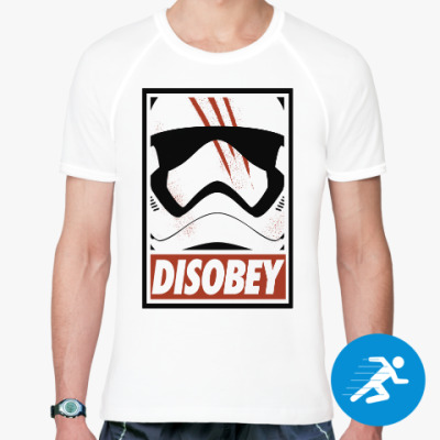 Спортивная футболка Star Wars: Disobey