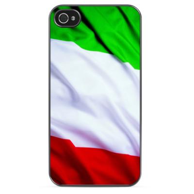Чехол для iPhone Флаг Италии