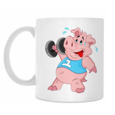 Кружка Fit Pig
