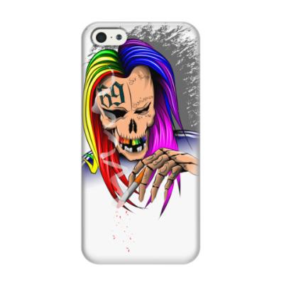Чехол для iPhone 5/5s 6ix9ine