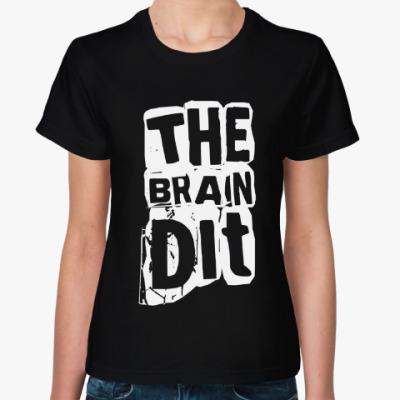 """Женская футболка Женская футболка """"TBD"""""""