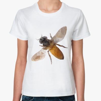 Классическая футболка Пчела / Bee