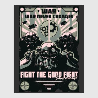 Постер Fallout Фоллаут