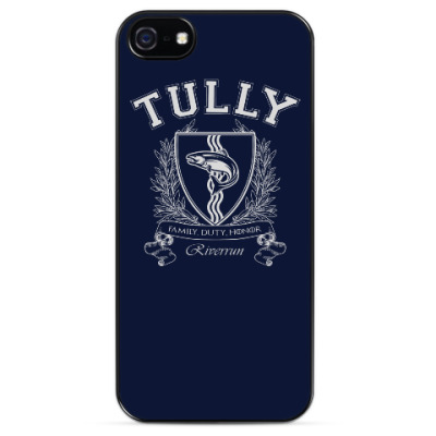 Чехол для iPhone House Tully