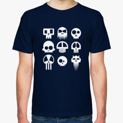 Футболка Skulls! Черепа!