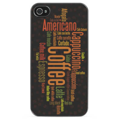 Чехол для iPhone Любителям кофе