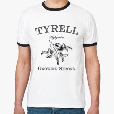 Футболка Ringer-T Tyrell