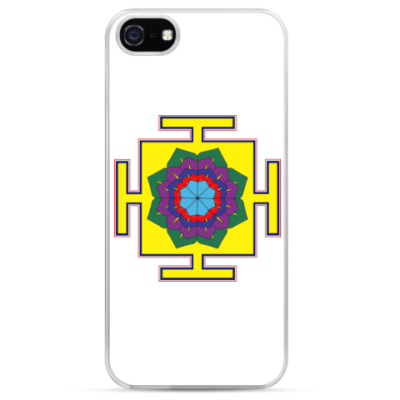 Чехол для iPhone Вимана-янтра