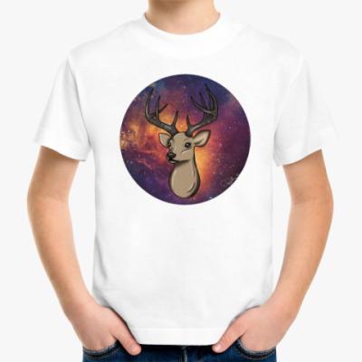 """Детская футболка Детская футболка """"Олень"""""""