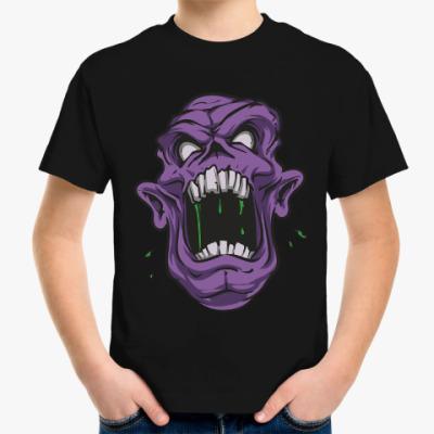Детская футболка Zombie, Зомби