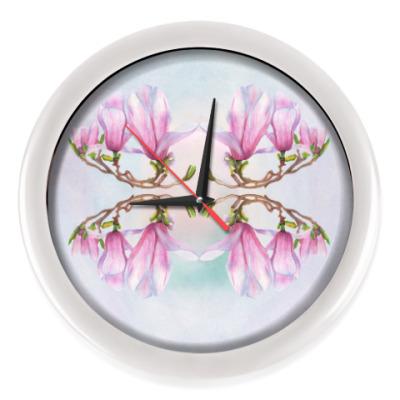 Настенные часы Магнолия