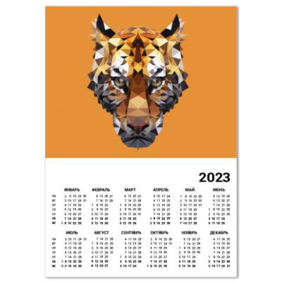 Календарь Тигр / Tiger