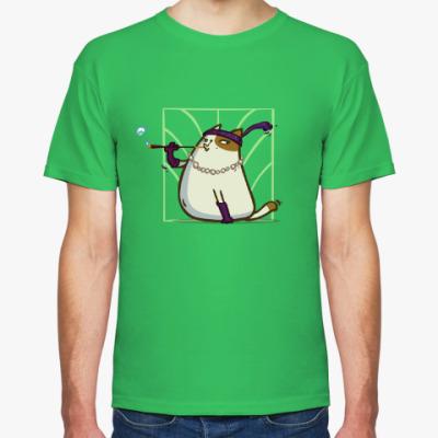 Футболка Кэтсби — Пятничный Котик №33