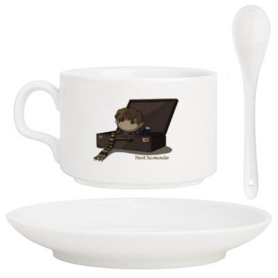 Кофейный набор Newt Scamander
