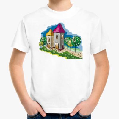 Детская футболка По дороге к сказке.