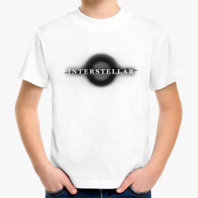 Детская футболка Interstellar