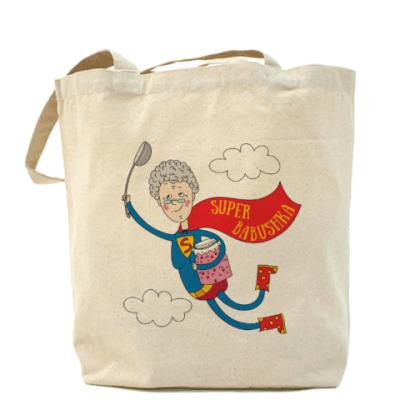 Сумка Супер - бабушка!