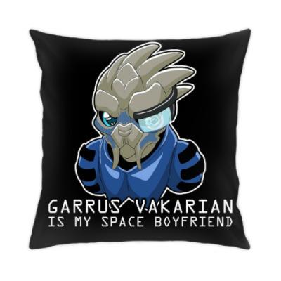 Подушка Mass effect Garrus Vakarian