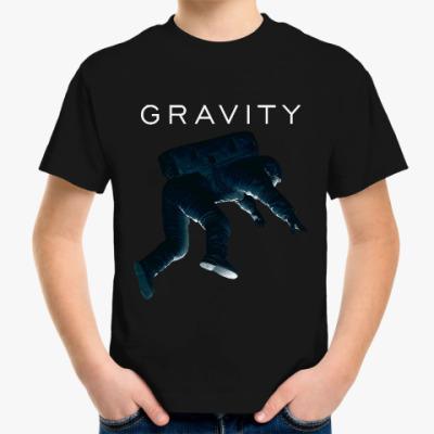 Детская футболка Gravity